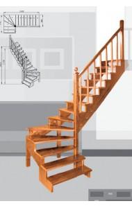 Лестница К-001
