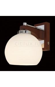 Citilux Ариста CL164311 Темный Орех