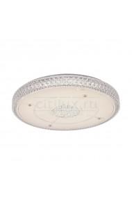 Citilux Кристалино CL705131 Белый + Прозрачный с диммером