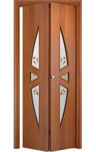 Двери складные С-1(ф)